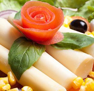 Palmito La Cima: un alimento con pocas calorías provenientes de la grasa